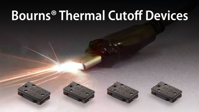 Bourns Thermal Cutoff Devices